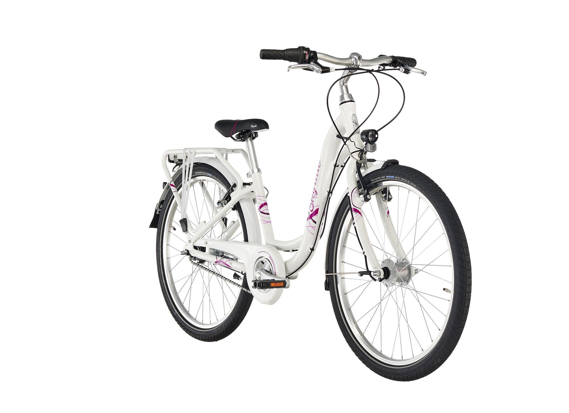 Puky Skyride Light 24 Fahrrad 8 Gang Mädchen online kaufen